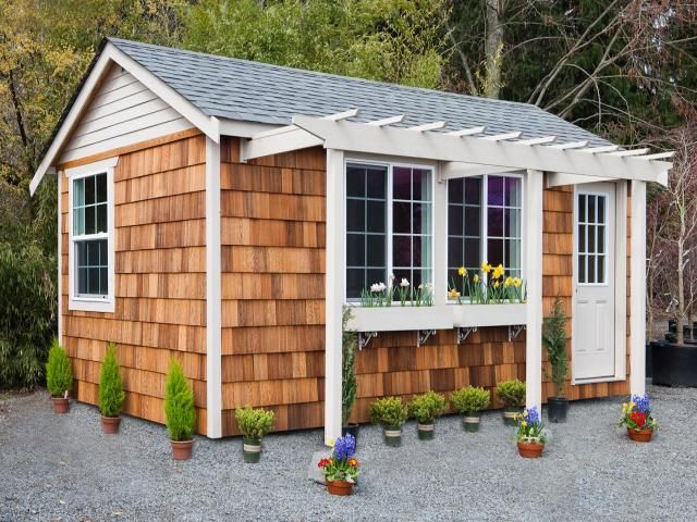 1000 images about ideas for the house on pinterest for Prefab backyard homes