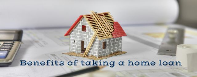 A home loan, or a mortgage loan, as it may be called, is a financing product that enables you to buy a property or piece of real estate, usually a house, a condominium or an apartment. Here, we will explore some of the benefits of taking a home loan:
