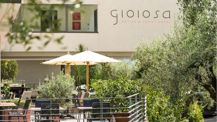 4 Sterne Familienhotel Gardasee | Hotel Gioiosa in Riva