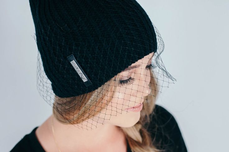 Soia & Kyo Mesh Beanie CAD $ 45.00 Classic knit toque, rock this incredibly stylish hat this fall and winter// find it in our shop today