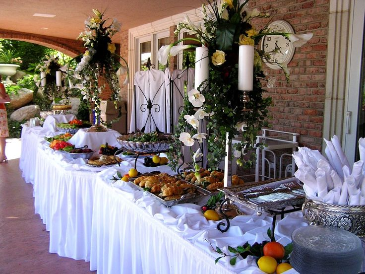 Christmas Table Decorations | Christmas Banquet Table Decorations Color Schemes Ideas: OLYMPUS ...