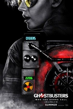 Ghostbusters Character Posters   Release date: July 15, 2016.   : Teaser Trailer