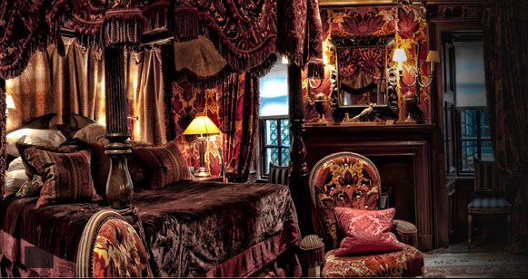 Art And Interior Special Series The Revival Of Medieval Renaissance Bedrooms In The Goth Scene