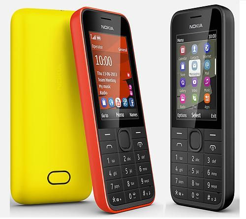 Nokia207