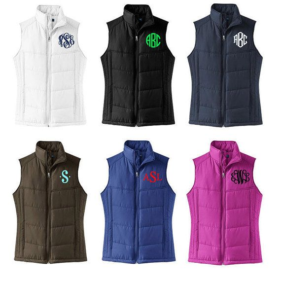 best 25  monogram vest ideas on pinterest