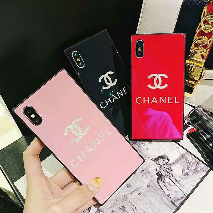 d40ef47fd7 シャネル 鏡面 iphoneXRケース ピンク iphoneXS/XS MAX 携帯カバー CHANEL風 可愛い iphoneXケース