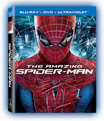 just watched THE AMAZING SPIDERMAN movie.Epic movie, the best SPIDER MAN YET!+I am in love with actress (spiderman's girlfriend) Emma Stone!
