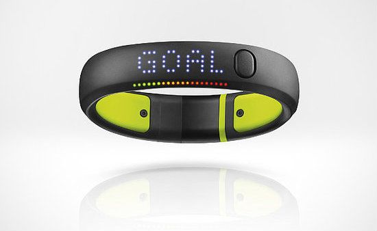 Nike+ Fuelband SE: For tracking calories, different workouts, sleep and more. Price: $149