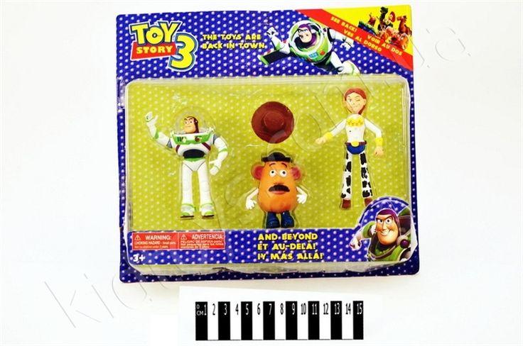 """Герої мульт.""""Історії іграшок"""" (коробка) В10181, детские товары украина, старые настольные игры, кукла chou chou, игрушки для мальчиков 3 года, развивающие игрушки оптом, сонник мягкие игрушки"""