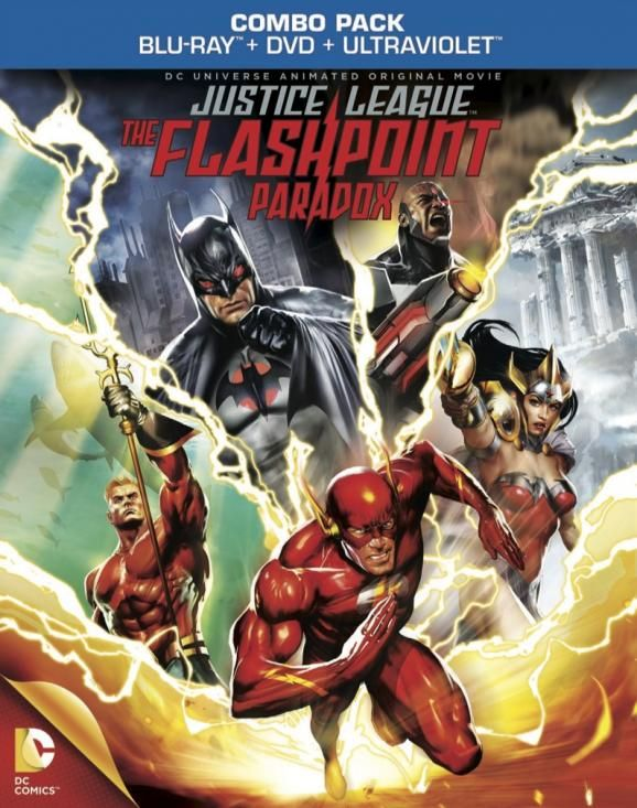 Justice League: The Flashpoint Paradox the next animated movie. When will I get to see a Kingdom Come movie?!