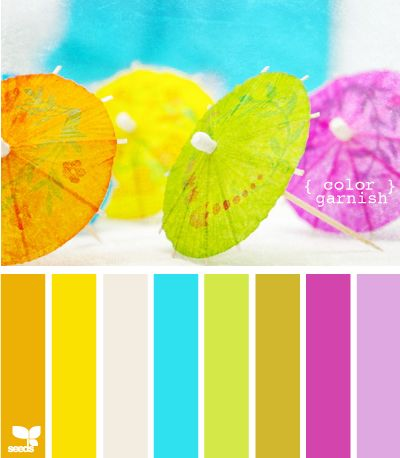 color garnish