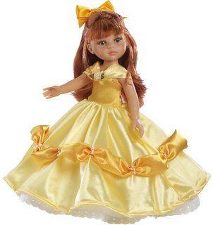Paola Reina Cristi Princess (Yellow)