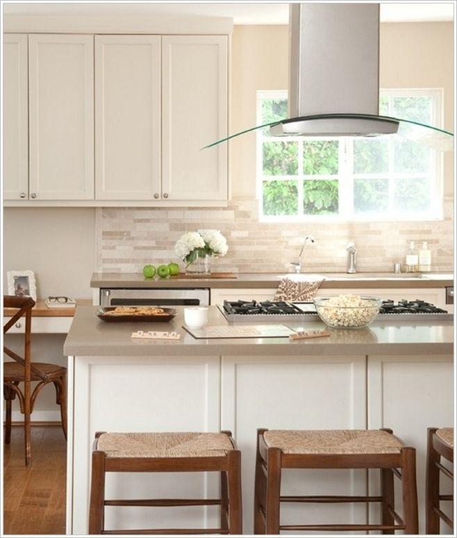 Jessica Risko Smith Interior Design: This Backsplash With A Blend Of Hues  Like Tan,