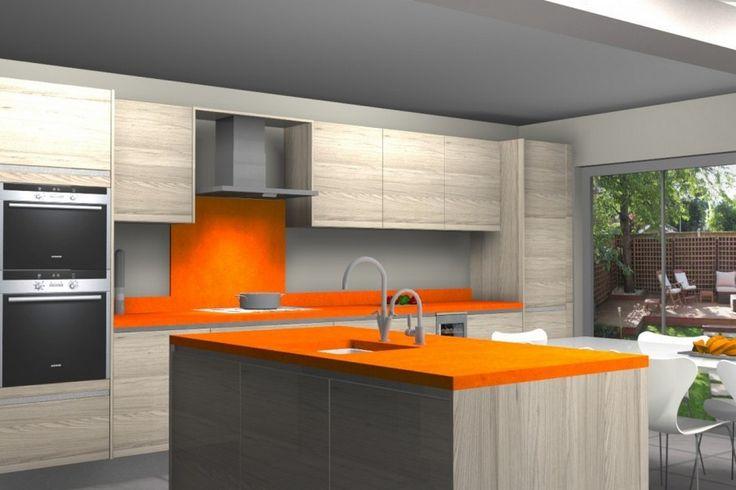 Kitchen Design Orange 284 Best Cozy Kitchen Home Design Ideas Images On Pinterest