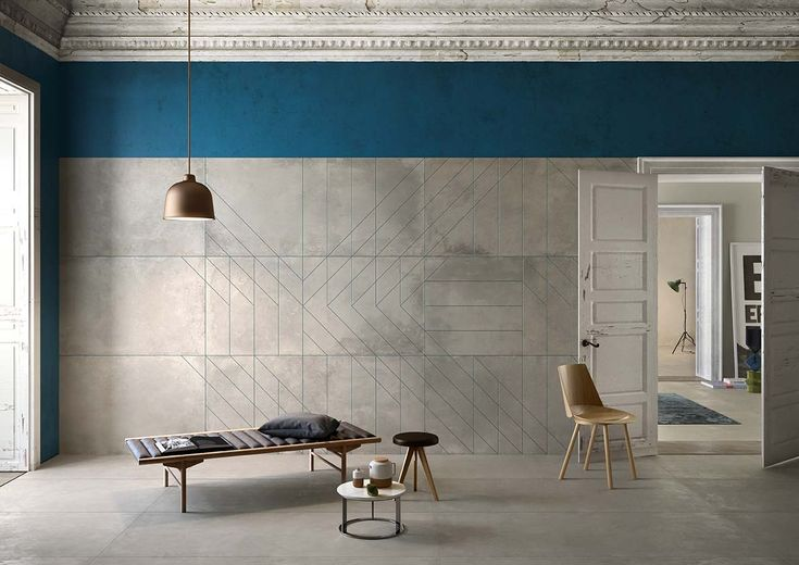 In the Matrice collection, Brondi and Rainò investigate the different effects which can be achieved with the surfaces of ceramic materials, exploring their perceptive qualities and tactile variations, to build up a collection which takes concrete as its main inspiration and as a subject to be interpreted in accordance with original physical and aesthetic codes. #interiors #homeinterior #surfaces #ceramics #design #concrete #tiles