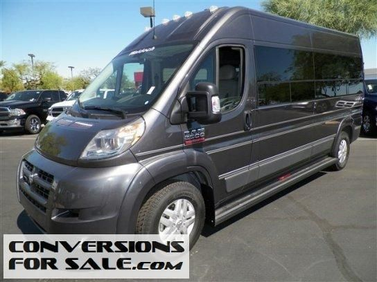 2014 Ford Explorer For Sale >> 2014 RAM ProMaster 2500 High Roof Galaxy Conversion Van ...