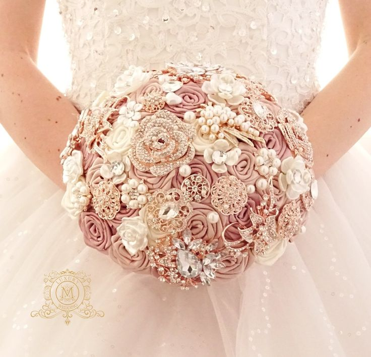 <b>Luxury</b> BROOCH BOUQUETS, corsages, boutonnieres by ...
