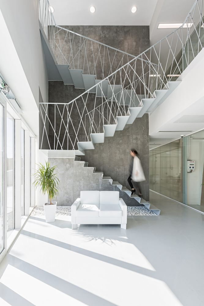 Gallery Of 17 Unconventional Stair Railings To Inspire Your Next Project   2