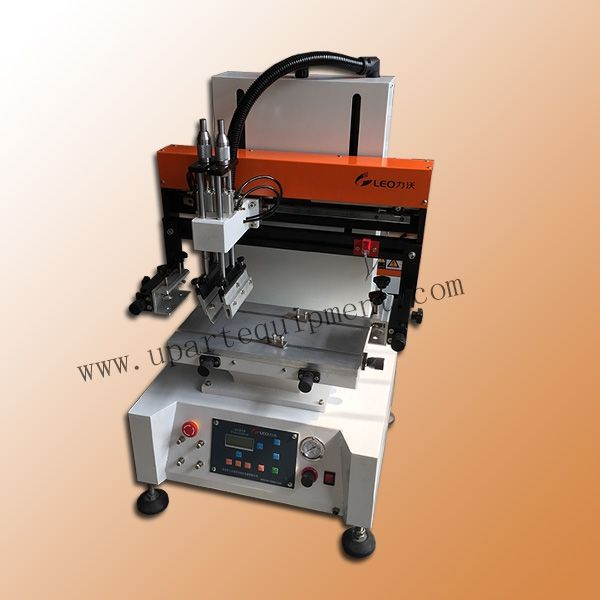 1396.00$  Buy here - http://alil4n.worldwells.pw/go.php?t=32657985965 - automatic small trademark silk screen printing machine silk screen printing logo screen printing
