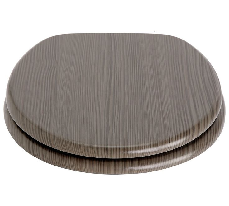 Buy Collection Wood Veneer Toilet Seat - Grey at Argos.co.uk, visit Argos.co.uk to shop online for Toilet seats, Bathroom accessories, Home furnishings, Home and garden