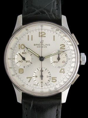 Vintage Chronograph Breitling Vintage Watch Repair Service