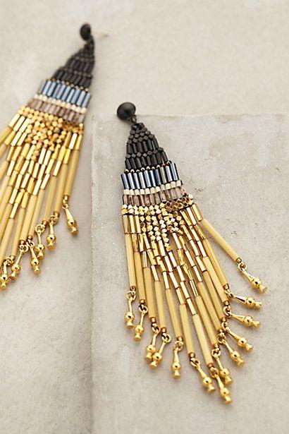 Ombre Chime Earrings - anthropologie.com https://www.youtube.com/watch?v=AU_k5lu0UHg