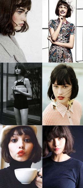 exPress-o: Dull fringes with a short bob
