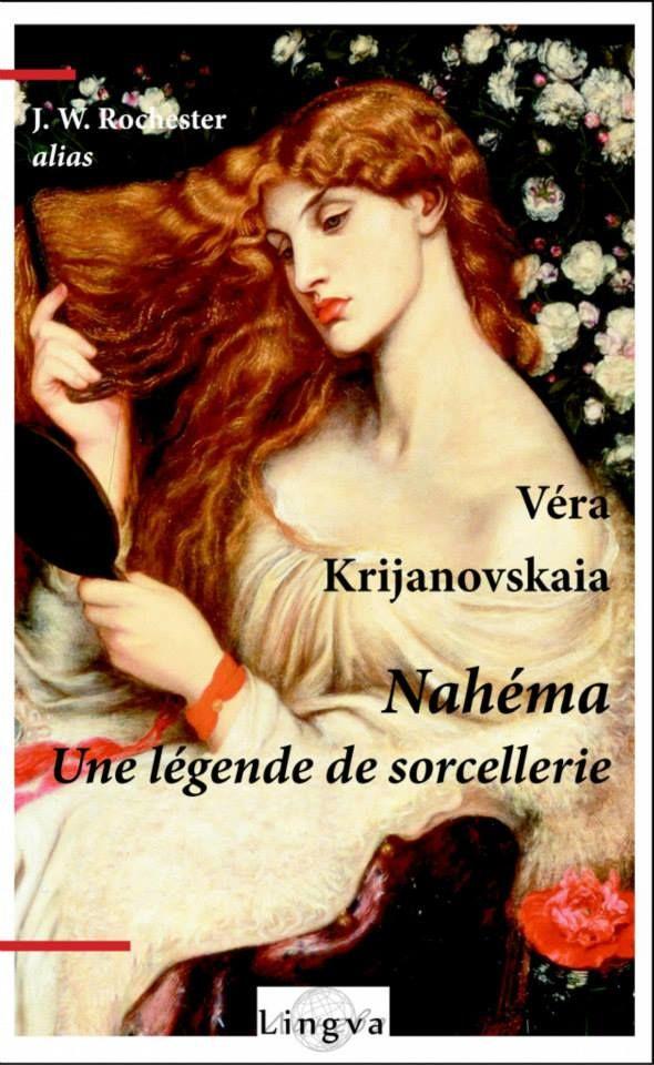 Naema, a Bruxa - edição francesa J.W. Rochester