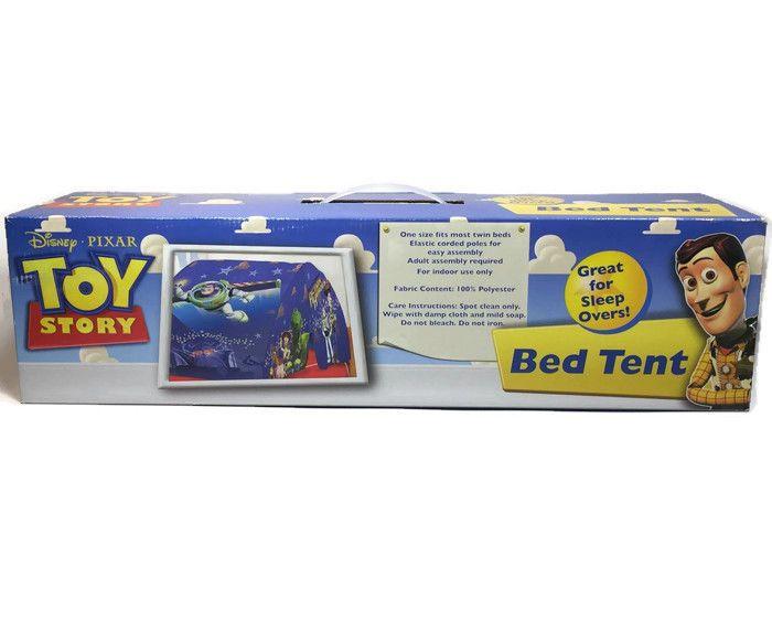Disney PIXAR Toy Story Bed Tent for Kids | eBay