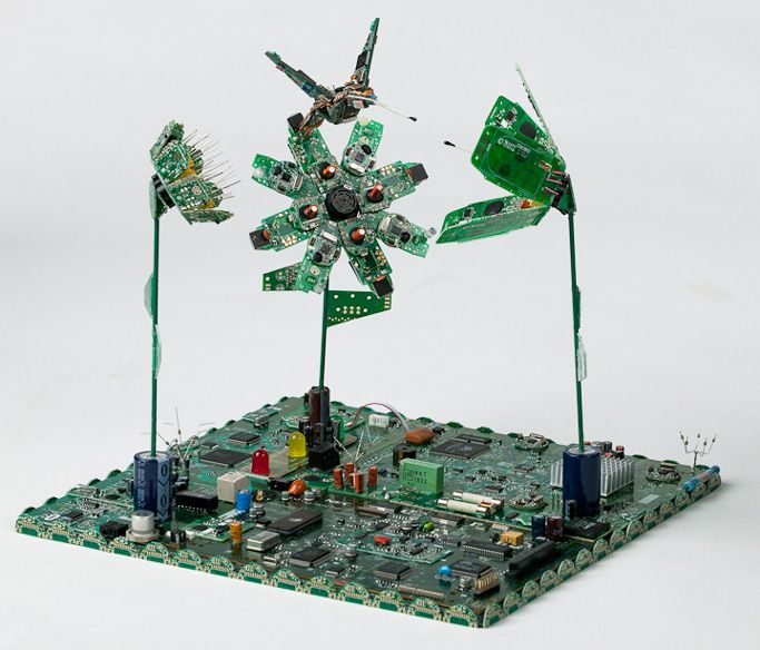 8 best circuit board art images on pinterest circuits computers rh pinterest com Circuit Board Schematics Electrical Panel Board