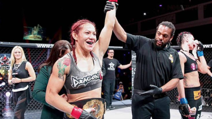awesome Joe Silva's shoes: What's next for Cristiane 'Cyborg' Justino?