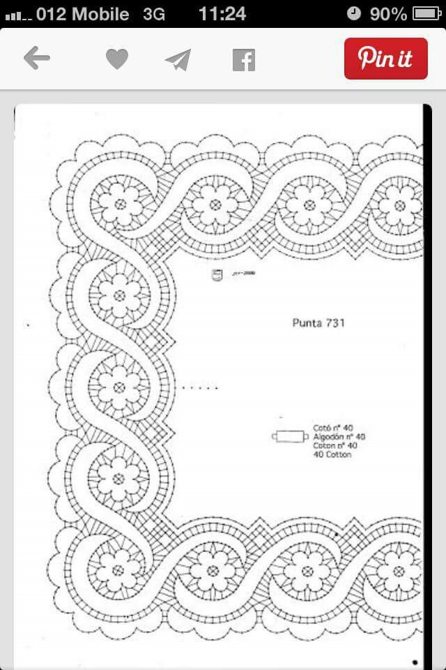 515 best Pergamano Patterns 1 images on Pinterest | Veggies ...