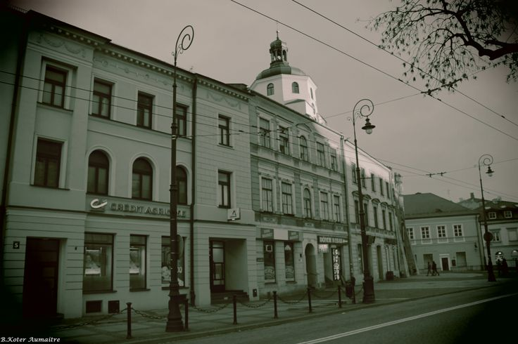 ul. Lubartowska, Lublin