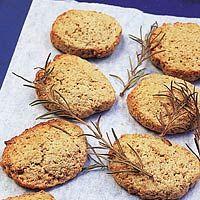 Recept - Havermoutkoekjes met rozemarijn - Allerhande