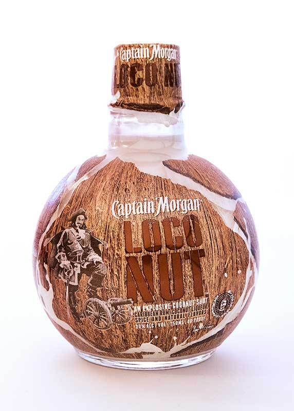 Captain Morgan Loco Nut Tolle Geschenke mit Captain Morgan gibt es bei http://www.dona-glassy.de/Themengeschenksets/Geschenksets-Captain-Morgan:::24_2.html