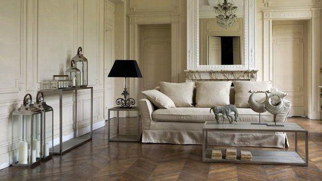 Chic photos and deco on pinterest - Lumiere salon decoration ...