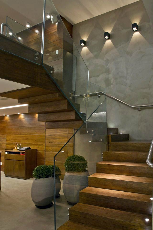 Different Glass Railing At Home Depot That Look Beautiful Home Stairs Design Stair Railing Design Stairs Design Modern