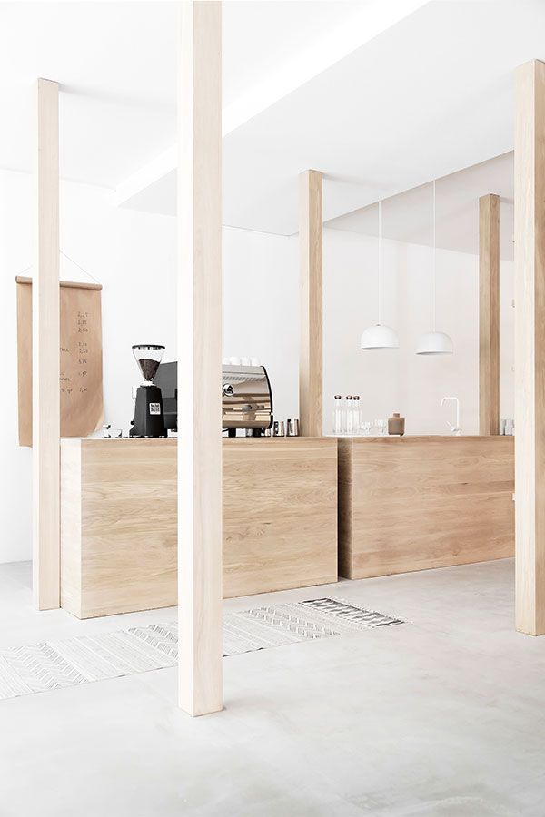1 or 2 Cafe by Norm.Architects