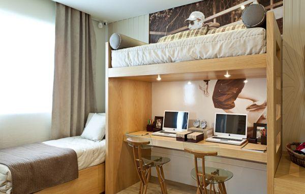 25 melhores ideias sobre duas camas de solteiro no for Cama de 54 pulgadas