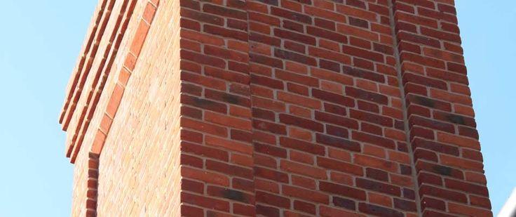 Bovingdon bricks chimney detail