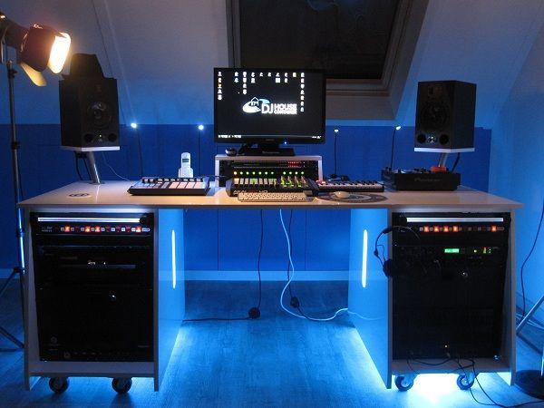 Djresource Forum Producers Studio Meubel Project Finished