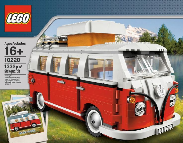 lego vw t1 camper dream cars pinterest. Black Bedroom Furniture Sets. Home Design Ideas