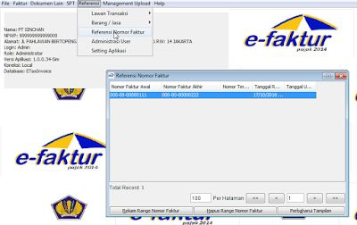 Cara Menghapus Sisa Nomor Seri Faktur Pajak Yang Tidak Terpakai Di Aplikasi eFaktur Pajakcara ngeblog di http://www.nbcdns.com