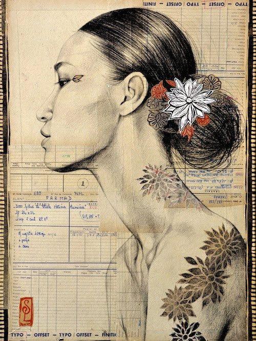 Tatoo par Stephanie Ledoux