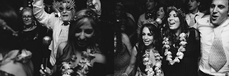 Props on the dance floor