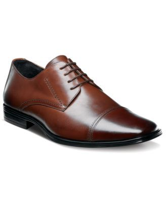 Stacy Adams Shoes, Montgomery Cap Toe Lace Up Shoes