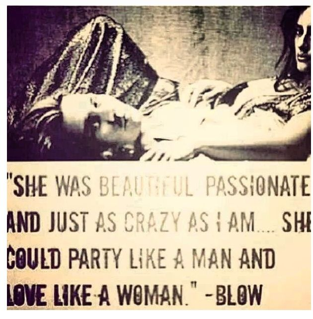 She Was Beautiful Passionate And Just As Crazy As I Am...She Could Party Like A Man And Love Like A Woman. ~Ride Or Die~