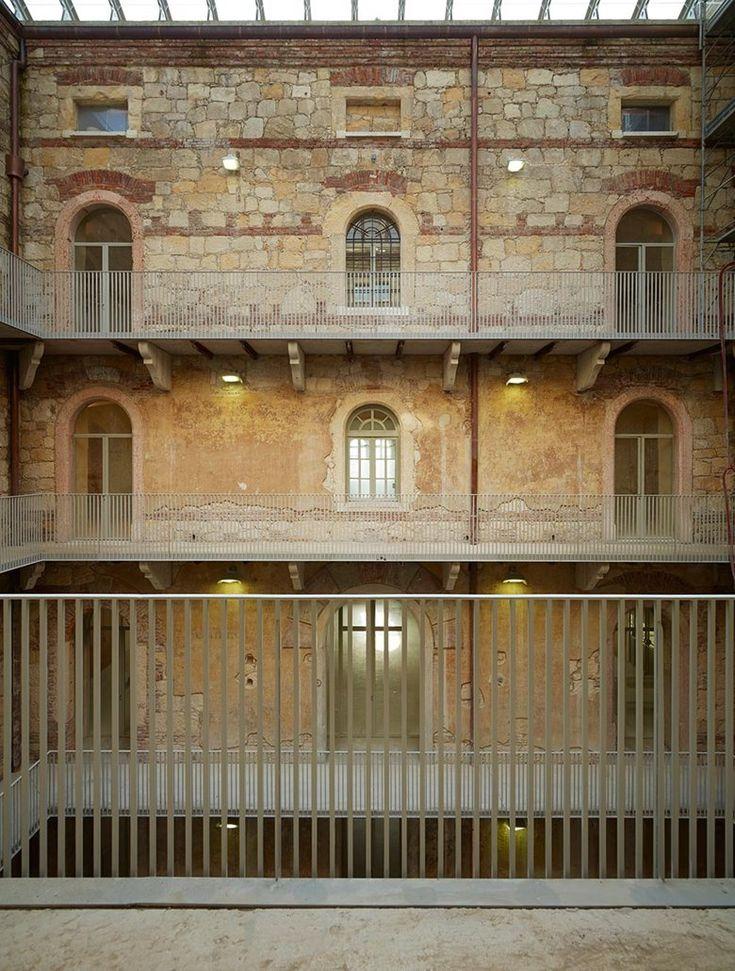 Restoration Of The Bakery Of Caserma Santa Marta Into University Facilities, Verona / Italy  - Carmassi Studio di Architettura