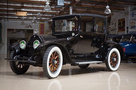 O Connor Chevrolet >> Jay Leno's Garage - 1918 Cadillac Type 57 Victoria | Chevrolet | From Jay Leno's Garage ...