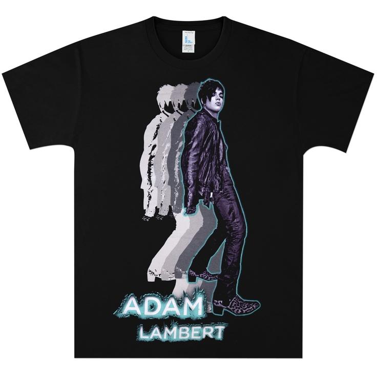 Adam Lambert Shades Of Lambert T-Shirt